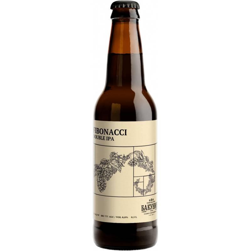 Обзор пива Бакунин