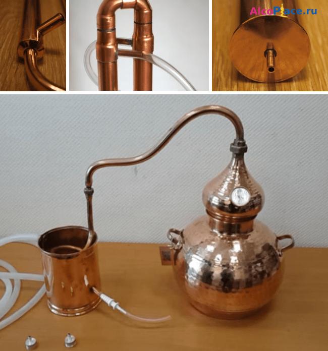 Можно ли использовать медь в самогоноварении медный самогонный аппарат причуда или необходимость