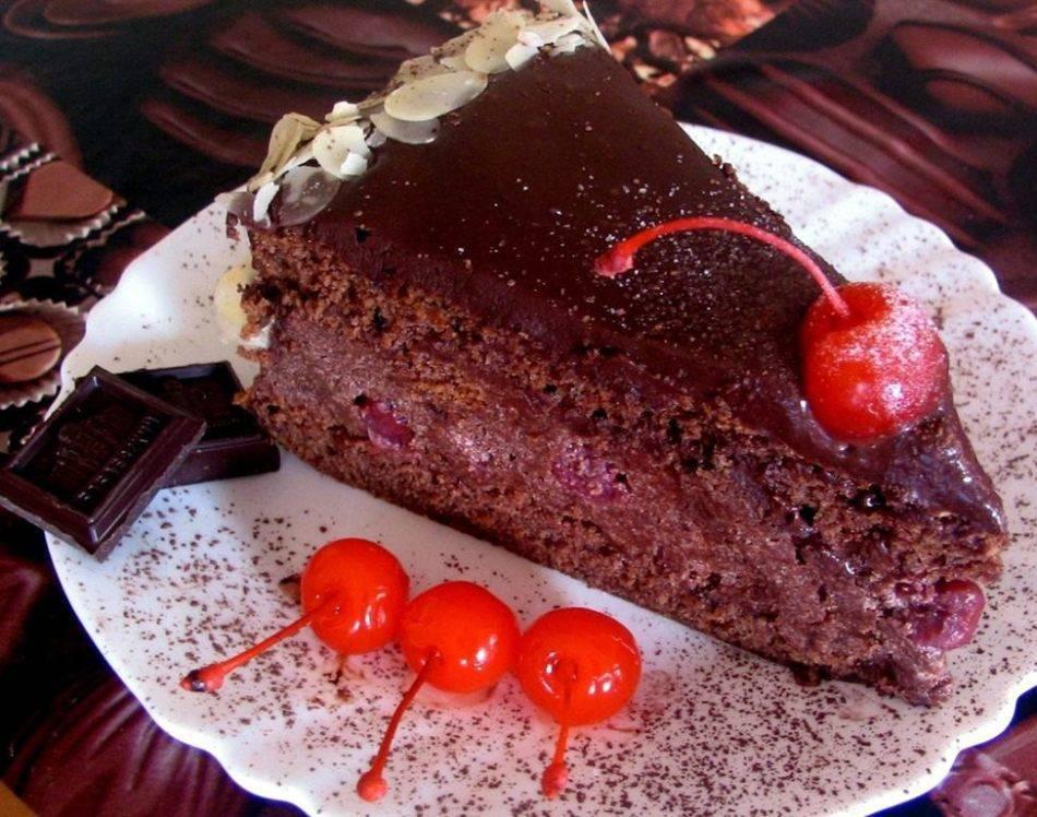 Торт «пьяная вишня» - вкусные классические рецепты и новые нетрадиционные варианты - будет вкусно! - медиаплатформа миртесен