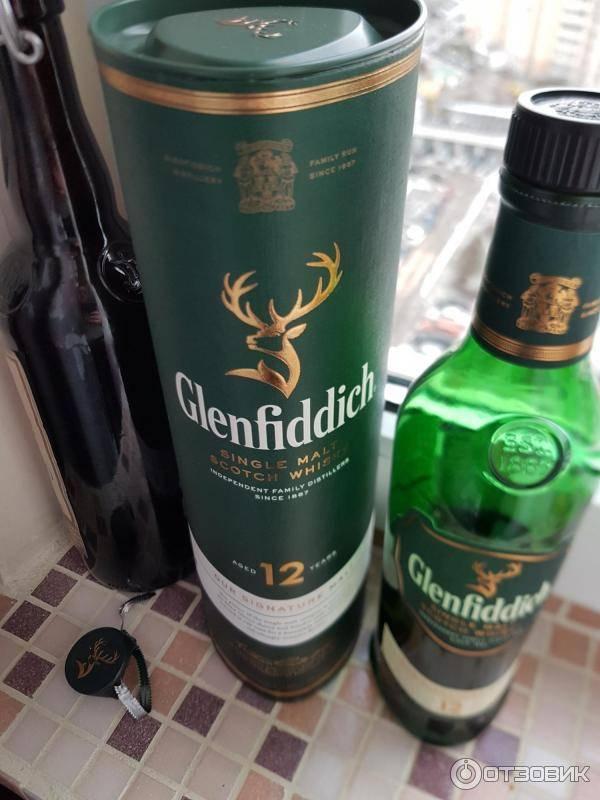 Виски glenfiddich (гленфиддих) – описание и виды марки