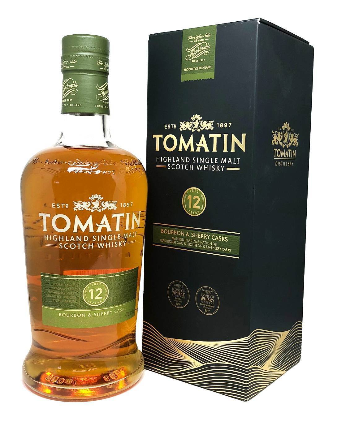 Виски tomatin (томатин) и его особенности
