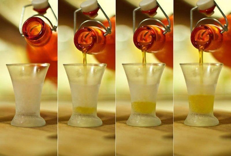 Рецепт приготовления оранчелло в домашних условиях