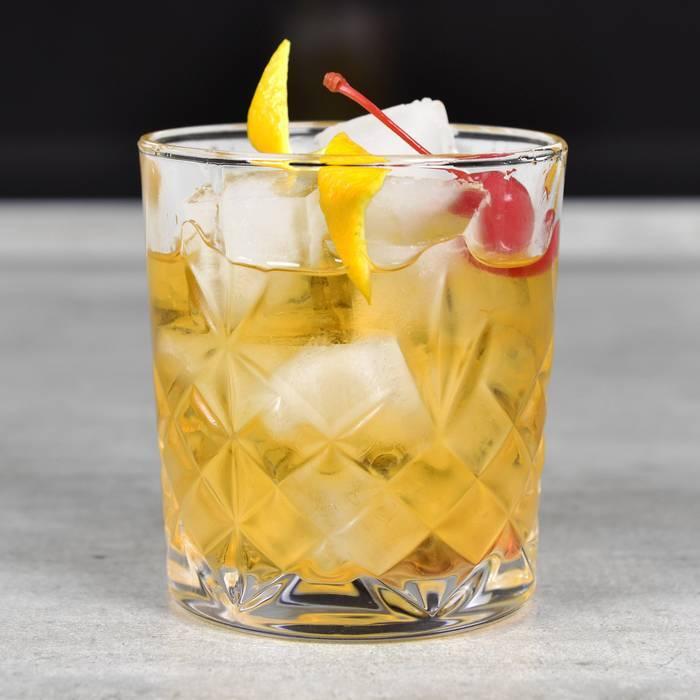 Коктейль old-fashioned (старомодный) — история напитка, секреты приготовления своими руками, как подавать и пить