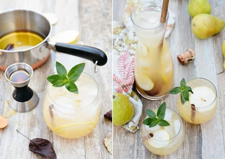 Как сделать классический алкогольный пунш в домашних условиях