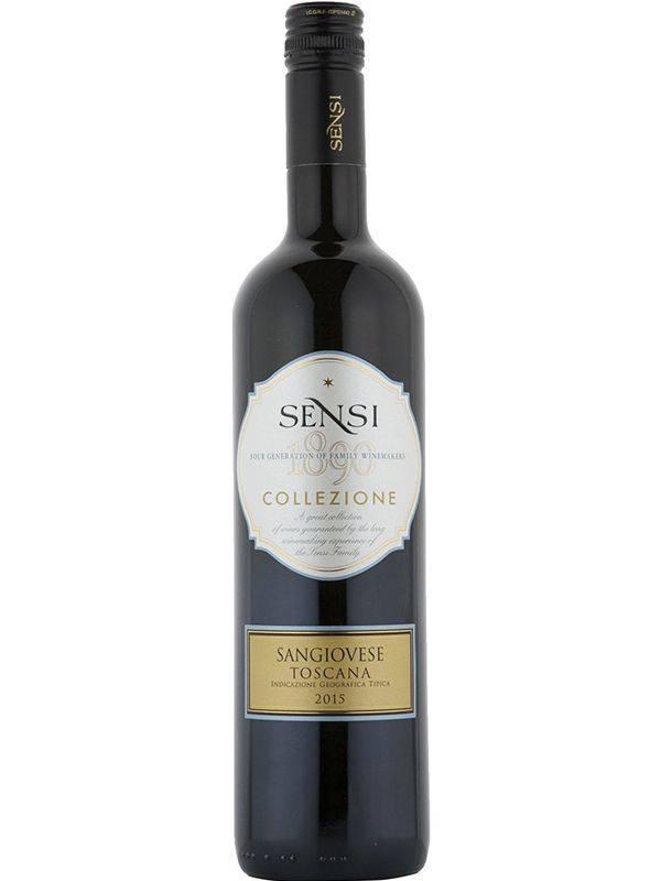 Виноград и вино санджовезе sangiovese