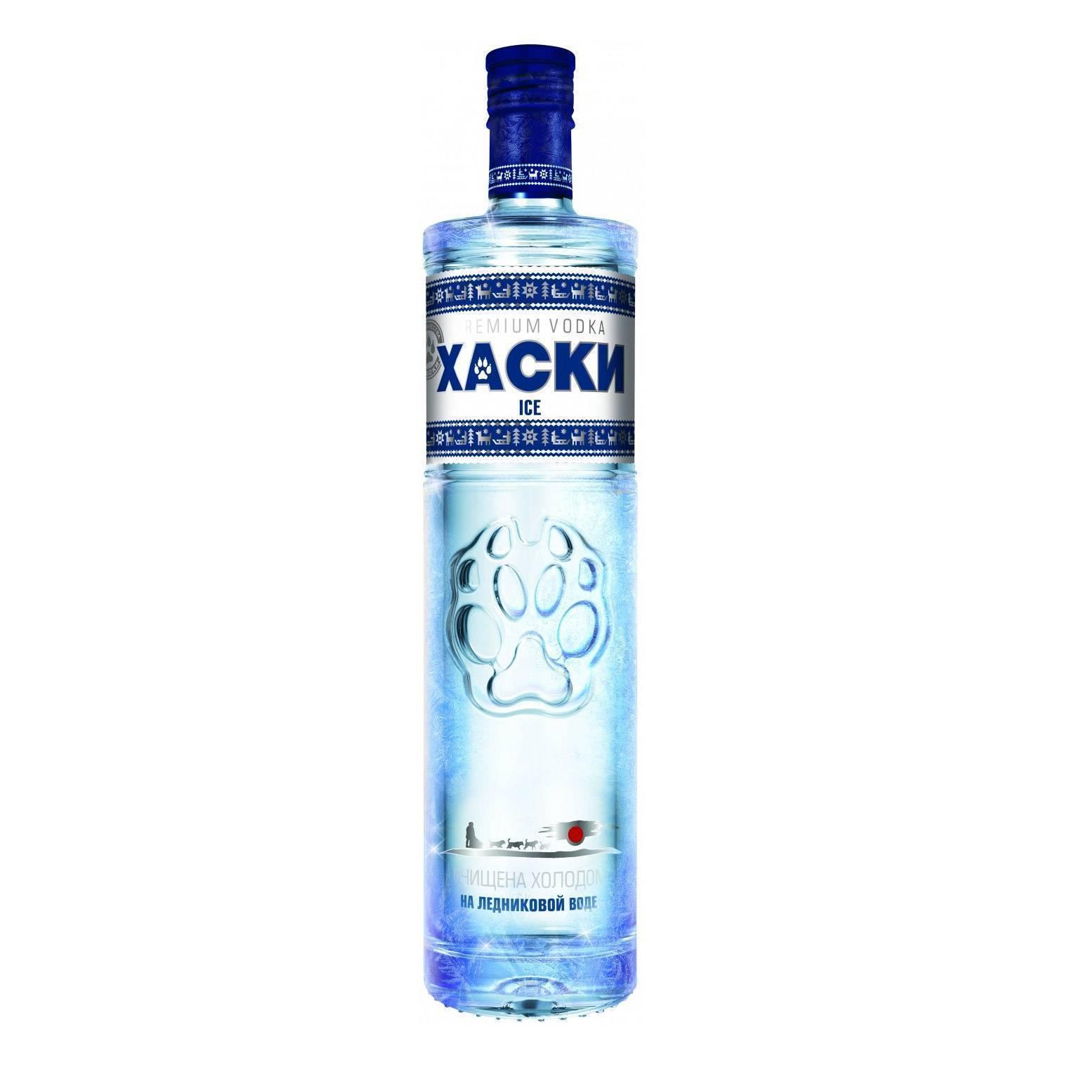 Что за продукт водка хаски? как выбрать в магазине