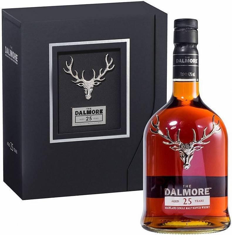 Виски dalmore king alexander iii, box, 0.7 л (торги завершены #143660451)