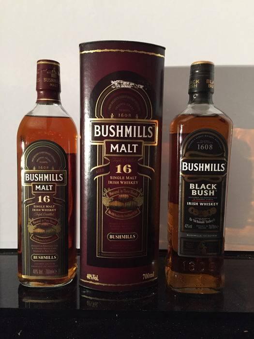 """Виски """"бушмилс ориджинал"""" (bushmills original): описание, отзывы, производитель"""