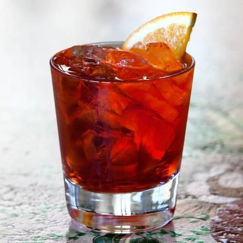 Пьем кампари правильно и делаем вкусные коктейли