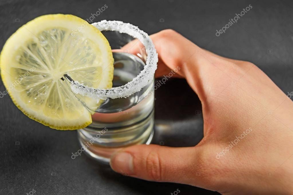 Текила как пить правильно и с чем