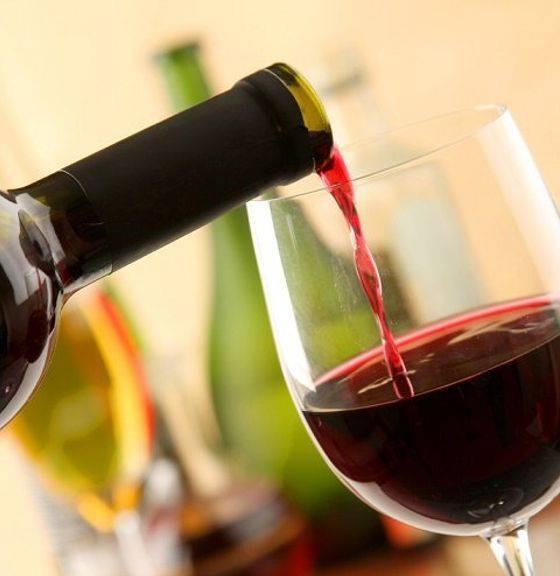 Как вино влияет на давление?