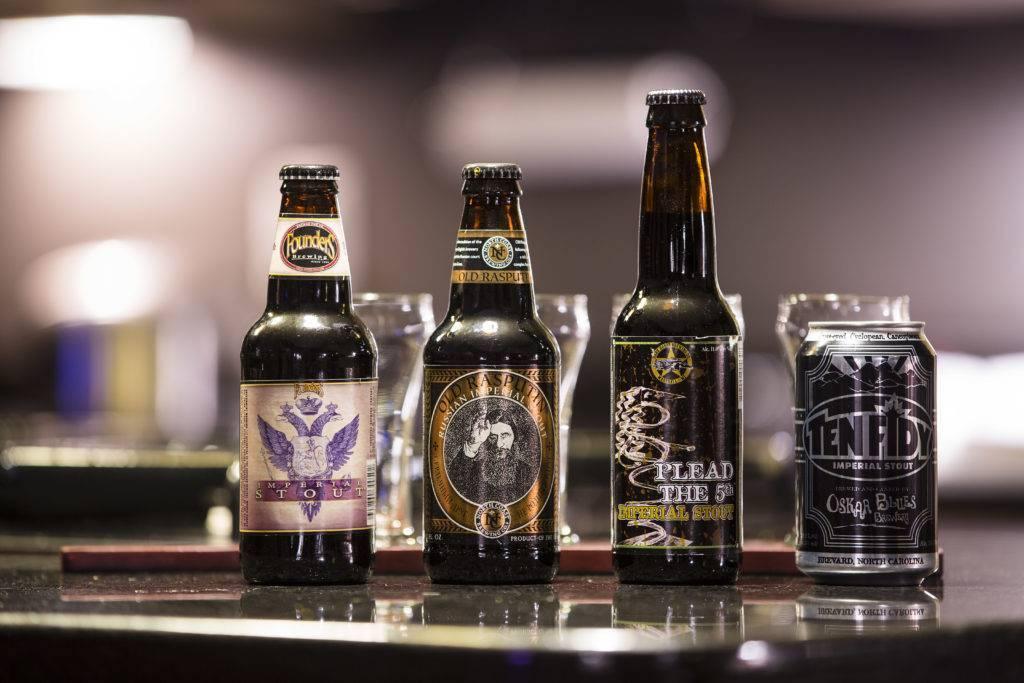 Пиво стаут: история, виды
