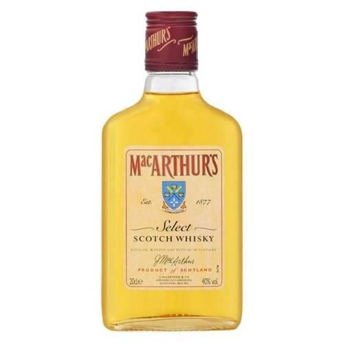 Macarthur s виски отзывы