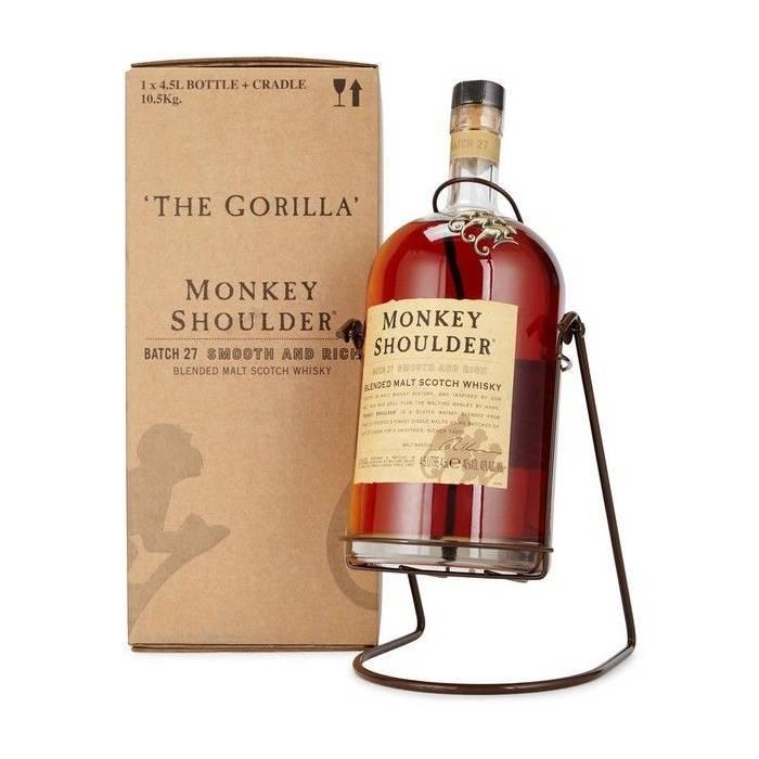 Виски monkey shoulder (манки шолдер): особенности вкуса и рекомендации по употреблению | inshaker | яндекс дзен