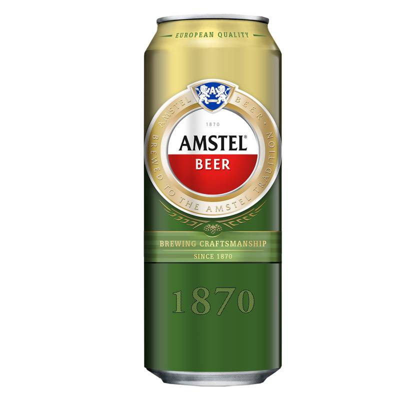 Амстел пиво: история, виды + интересные факты