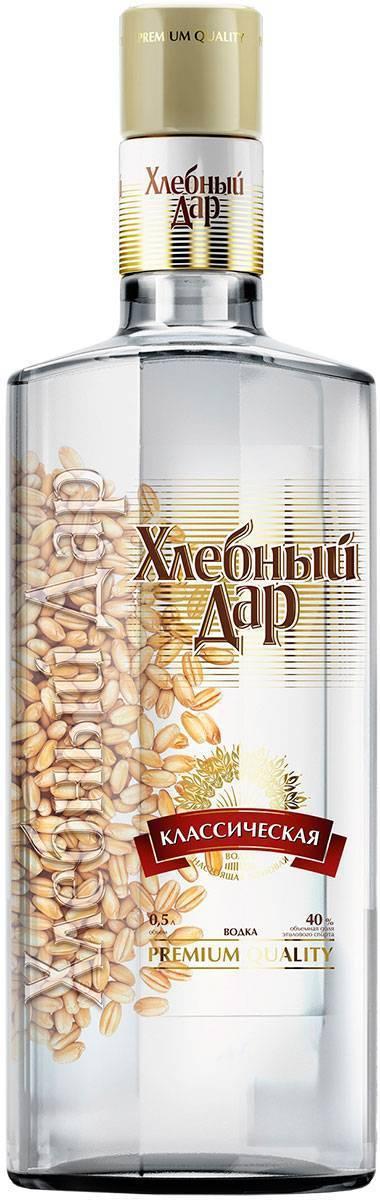 Хлебный дар— два напитка с ярким хлебным вкусом и ароматом