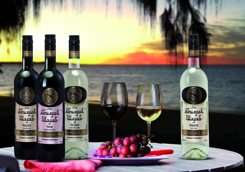 Азербайджанские вина и их особенности
