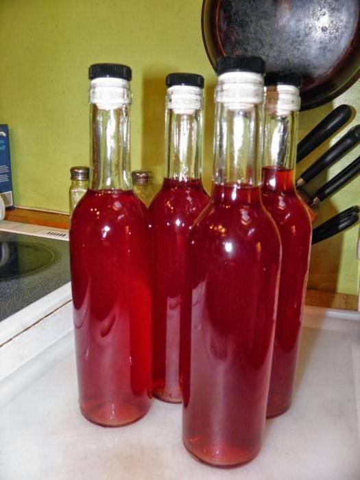 Настойка из брусники на водке или спирту: домашний рецепт брусничной настойки
