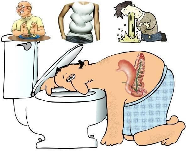Болит желудок после алкоголя: симптомы и эффективное лечение