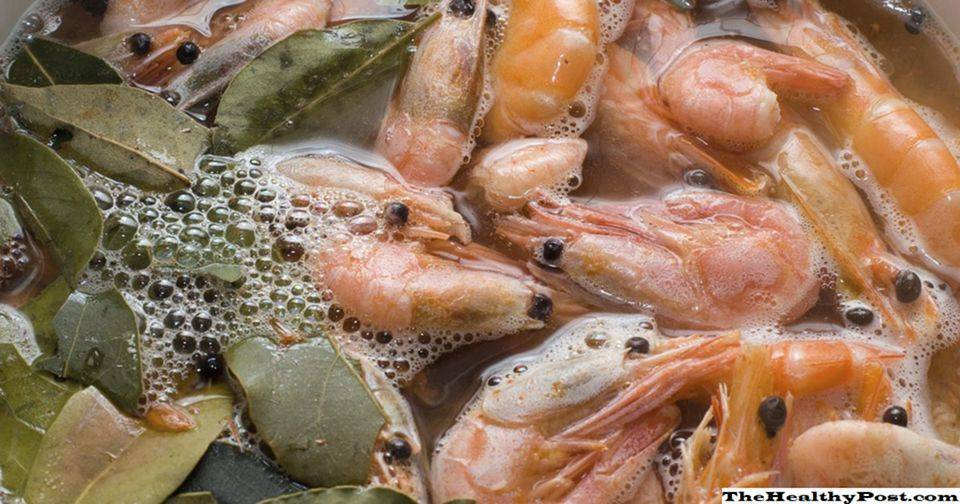 Жареные королевские креветки с чесноком к пиву – кулинарный рецепт