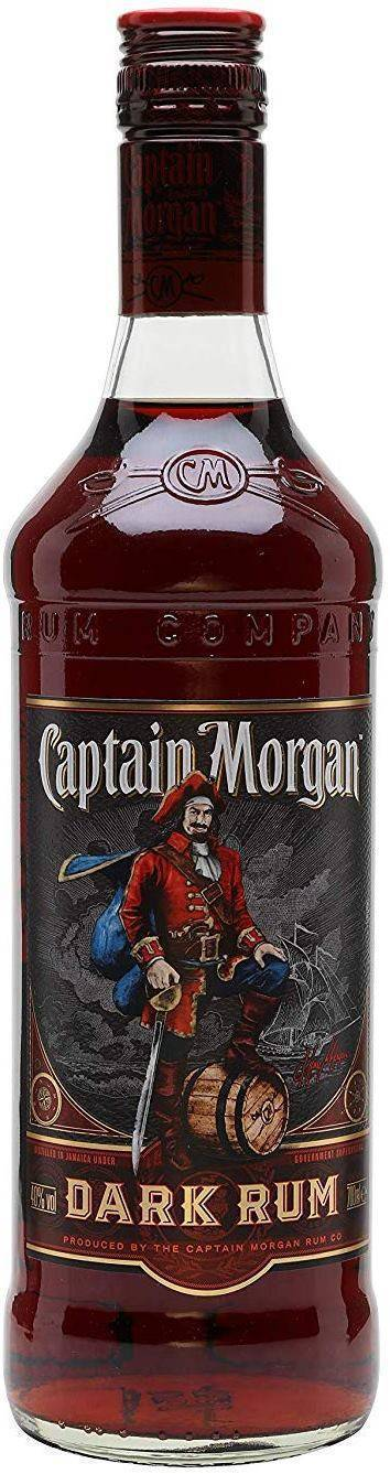 Обзор рома Captain Morgan Black