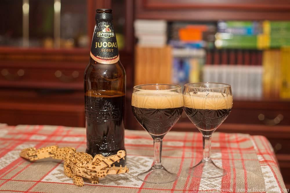 Пиво швитурис – литовское пиво по немецким рецептам + видео | наливали