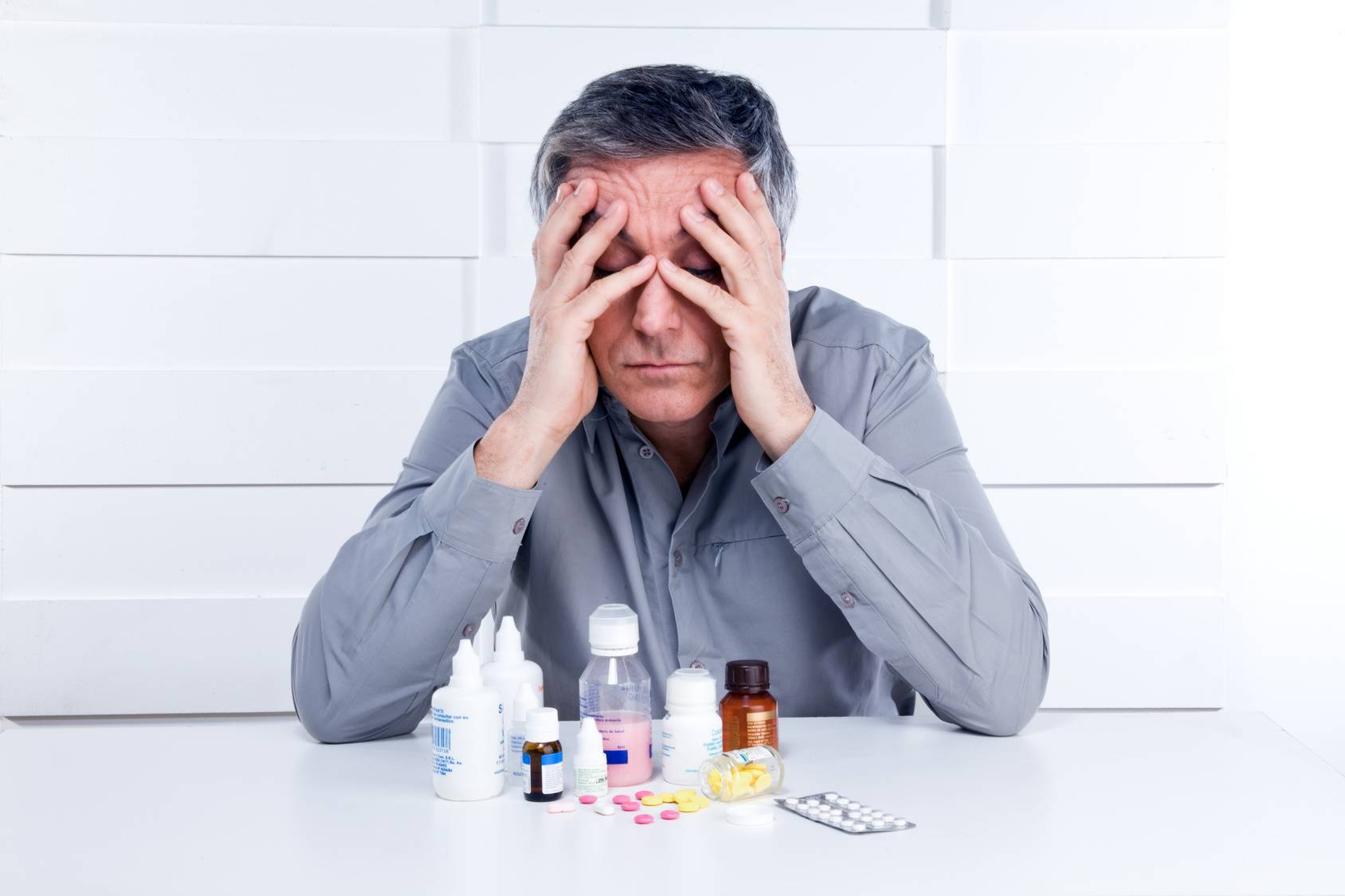 Потеря зрения при алкоголизме лечение