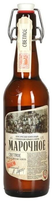 Марочное пиво афанасий: история, виды, награды + интересные факты
