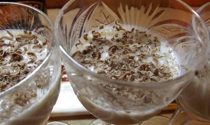 Рецепт приготовления молочного ликера в домашних условиях