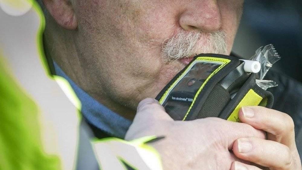 Разрешенное количество промилле у водителей и время выведения из организма