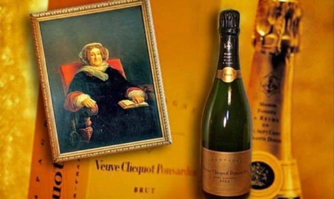 Кто такая вдова клико — 10 фактов о первой империи шампанского