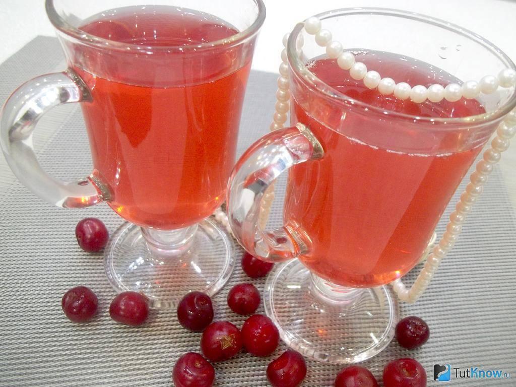 Как сделать вишневую наливку – несколько вкусных рецептов