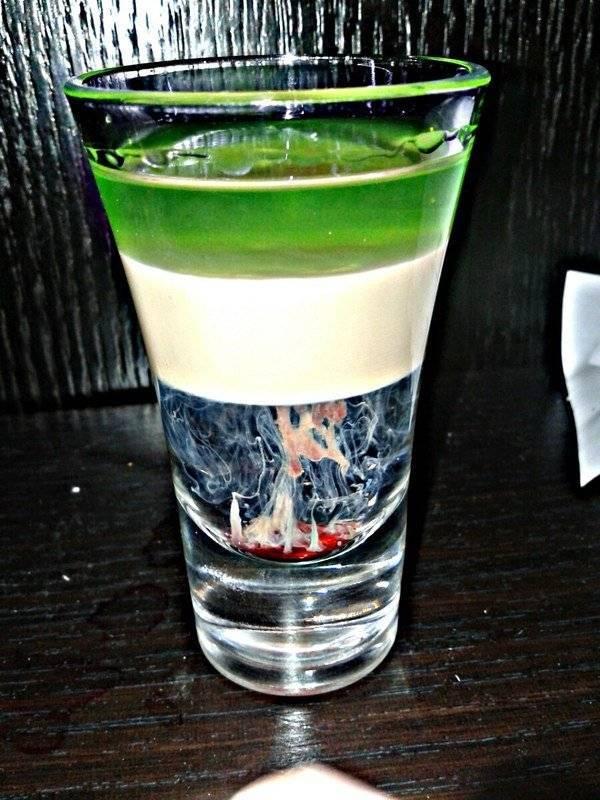 Коктейль хиросима: рецепт, состав, фото   koktejli.ru