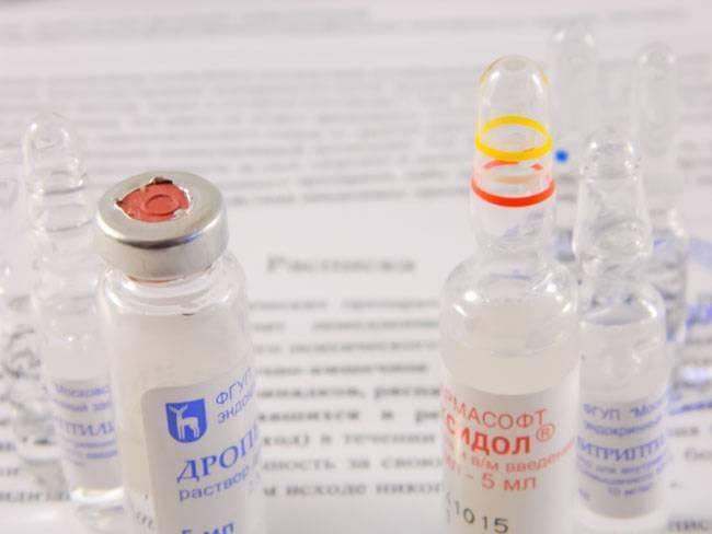 Применение капельниц для очищения крови