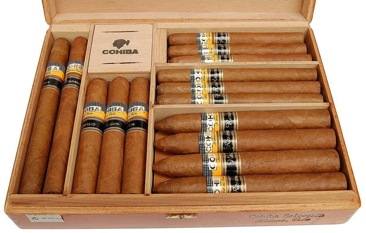 Топ13 рейтинг лучших сигар 2014 года