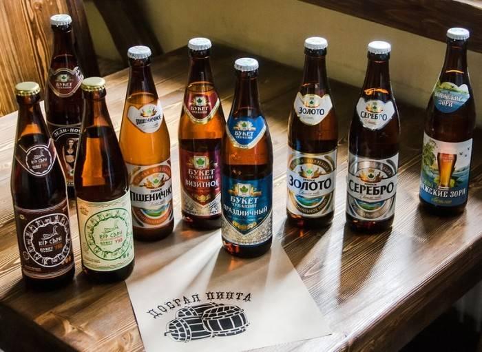 Лучшее пиво в россии, топ 10 качественных марок пива