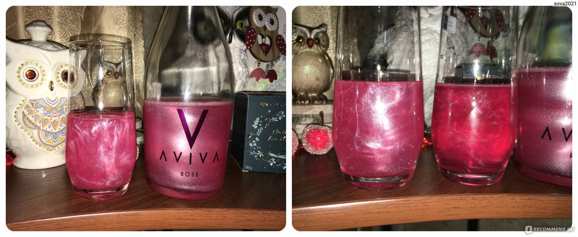 Шампанское aviva: отзывы покупателей