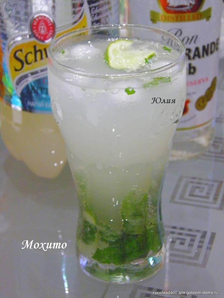 Мохито со спрайтом – освежающий летний коктейль