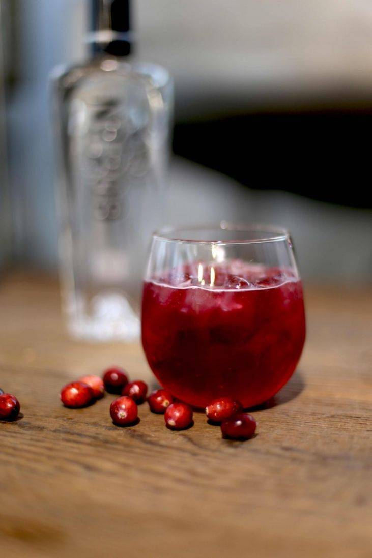 Как приготовить настойку из клюквы на спирту