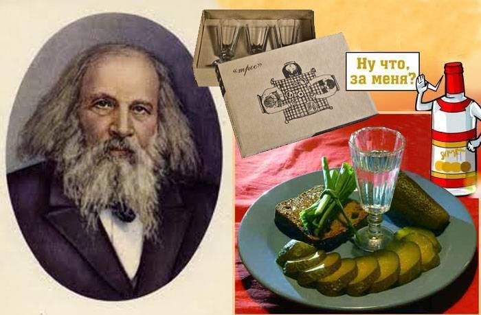 Кто придумал водку. история водки в россии: мифы и реальность