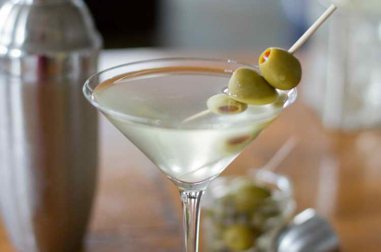 Коктейли с мартини: рецепты в домашних условиях