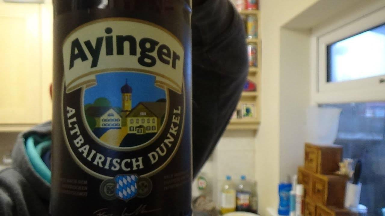 Пиво дункель (dunkel): понятие, особенности, история