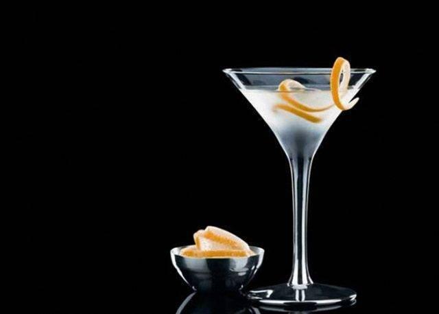 Лучшие рецепты алкогольных коктейлей с Мартини