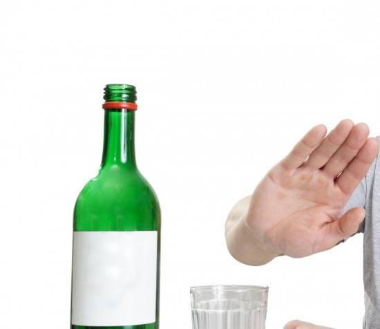 Можно ли пить алкоголь после инсульта