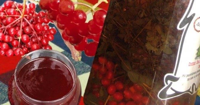 Калиновая наливка дома рецепт  - напитки от 1001 еда