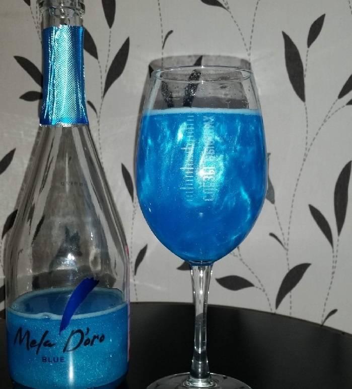 Вино голубое перламутровое — история алкоголя