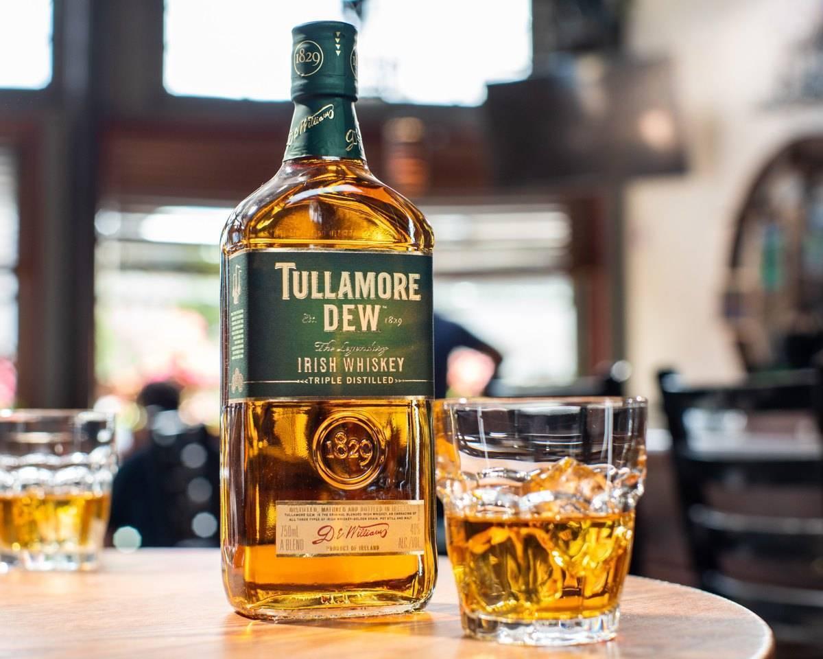 Напиток из сердца ирландии - настоящий виски для ценителей. как отличить подделку tullamore dew? | про самогон и другие напитки ? | яндекс дзен