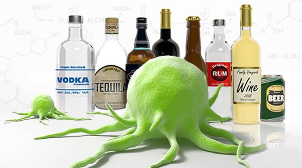 Алкоголь и рак: какая между ними связь?