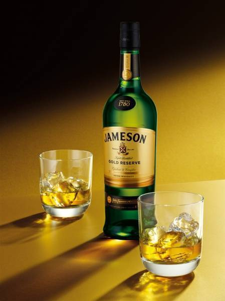 Виски джемесон — вкус ирландии