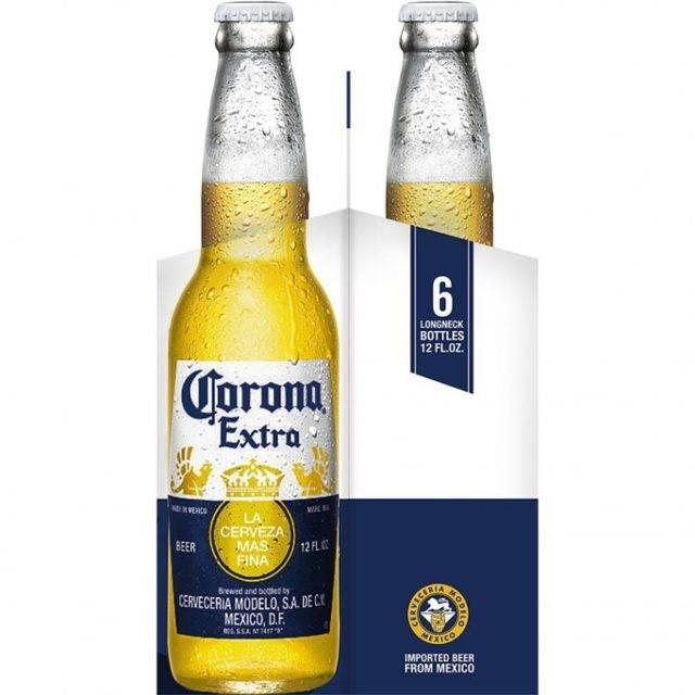 Обзор пива Corona Extra